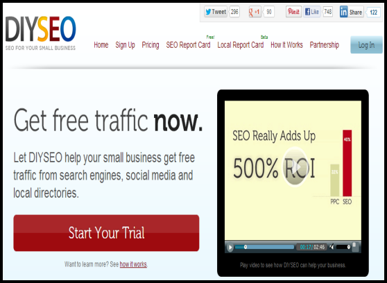 SEO software tools