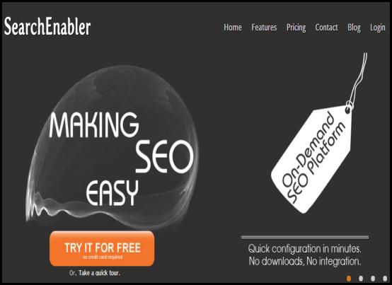 SEO software tools