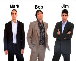 bob mark jim