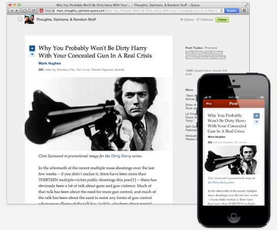 Quora Gives Bloggers Built-In Readership