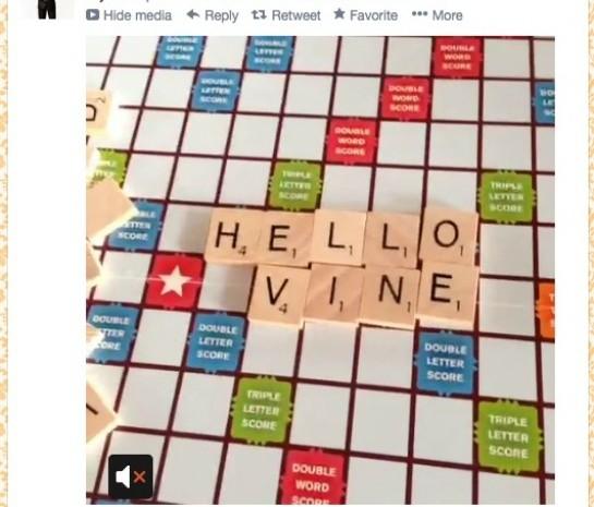vine video app