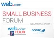 Web.com Small Business Forum