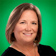 Kristin Hall, Google affiliate marketing executive