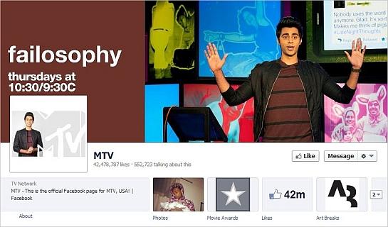 biggest brands on facebook