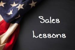 sales lessons