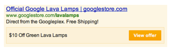 adwords offer extensions