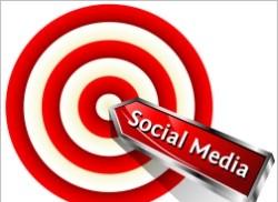 target social media