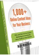 1000+ Online Content Ideas