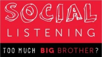 social listening infographic