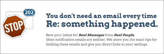 Social networking is great, but it creates distracting emails. Here's how to control email overwhelm.