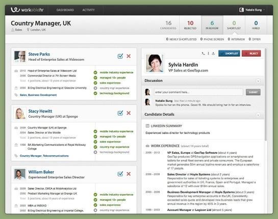 hiring tool