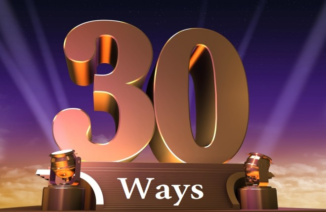 30 ways