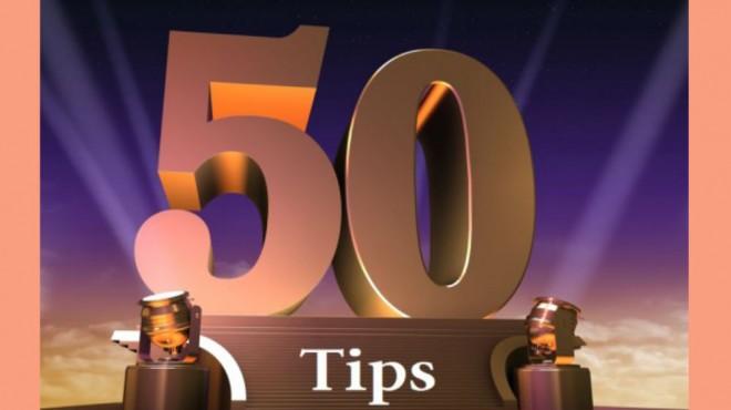 50 tips