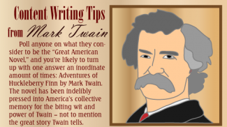 Content Writing Tips from Mark Twain Infographic (W500) (2)