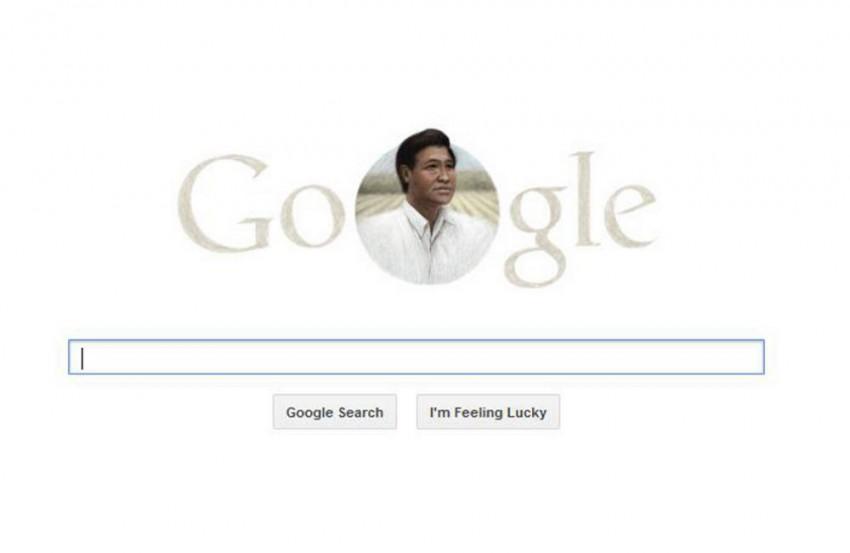 google easter doodle
