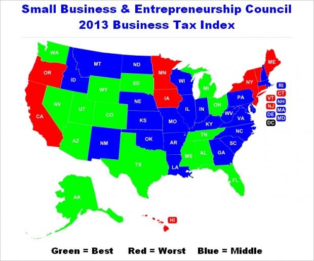 best-small-business-tax