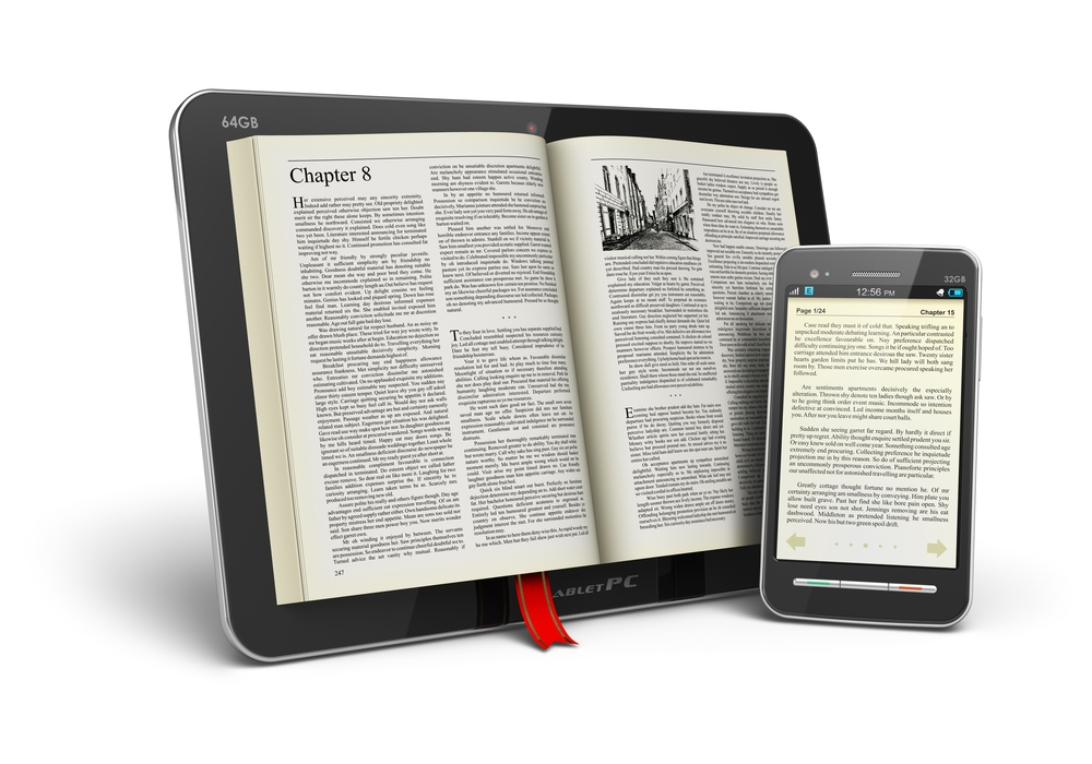 eBooks growth