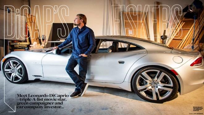 Fisker karma- green carmaker bankruptcy considered