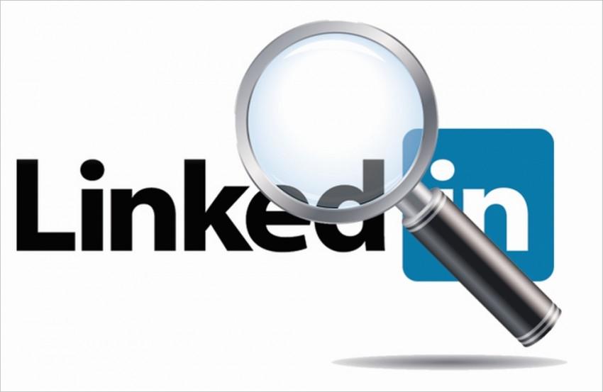 linkedin streamlined search