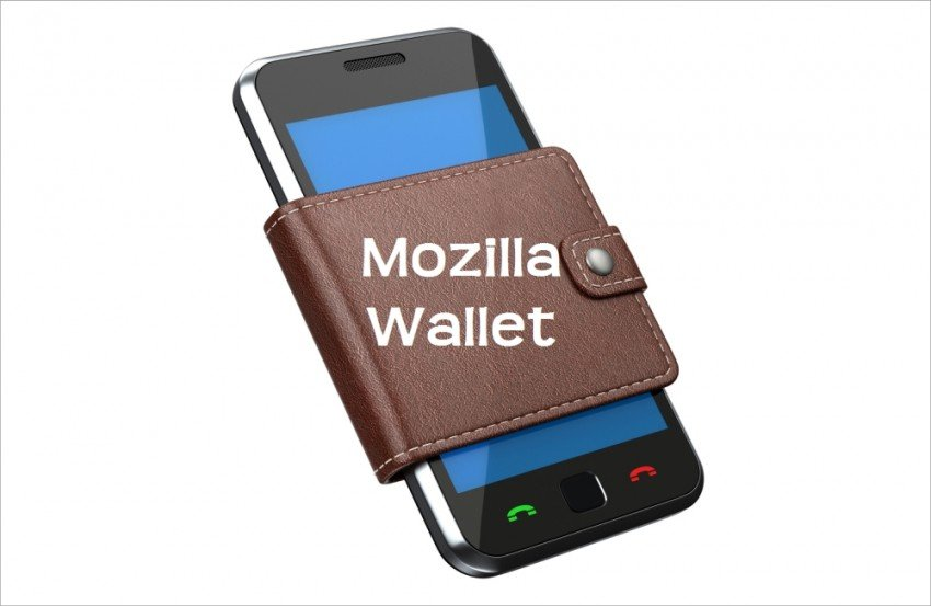 mozilla wallet