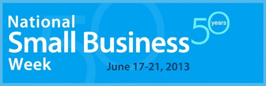 National Small Business Week Two Months Away