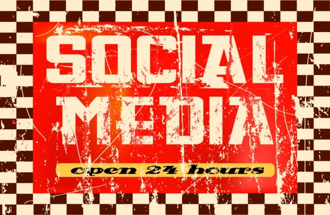 social media 24 hours