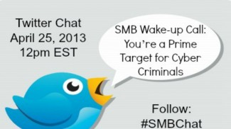 Twitter chat SMB security