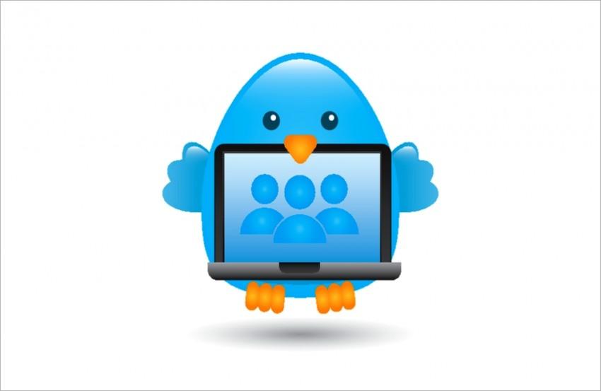 twitter presence