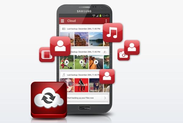 Verizon online file storage