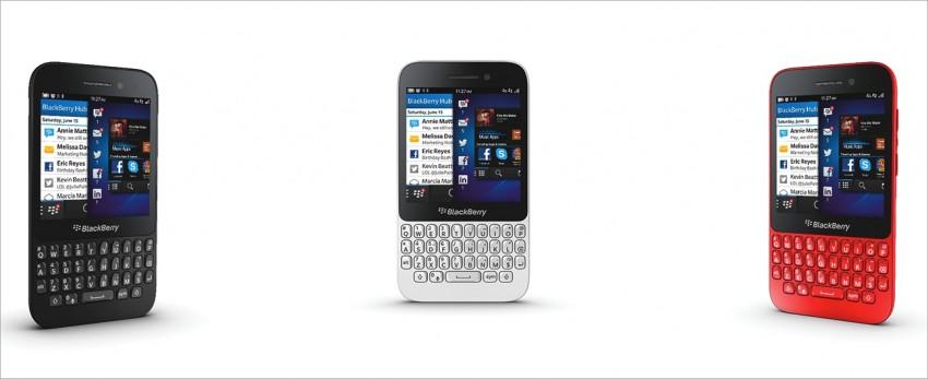 new blackberry q5