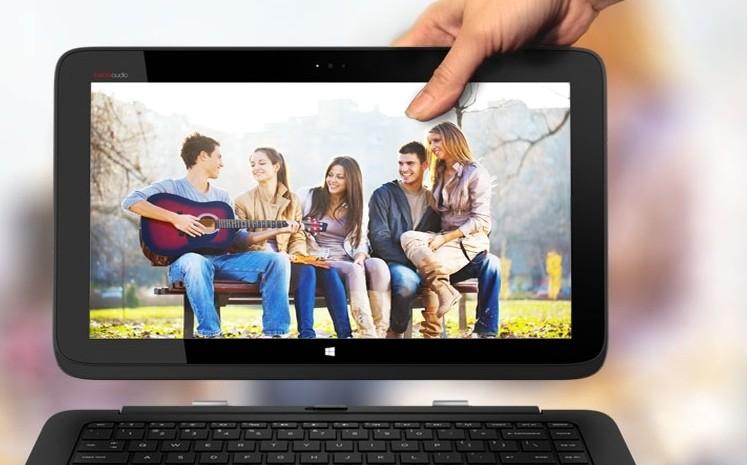 HP tablet laptop hybrid Split X2