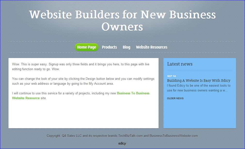 20 Plus Ways to Build a Website or Web Presence
