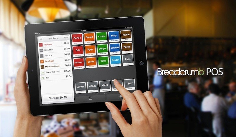 Groupon Breadcrumb POS for small businesses