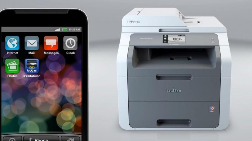 Brother printer smartphone