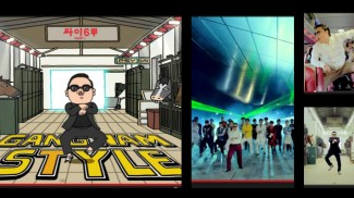 What is Gangnam style?