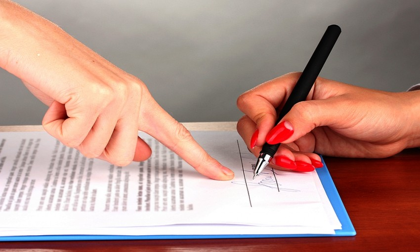 Make A Contract  Contract Agreements Small Businesses Should Have