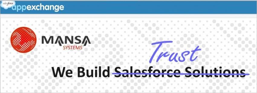 mansa salesforce appexchange