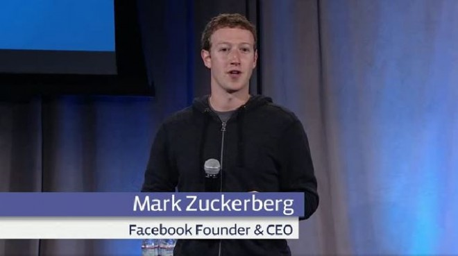 mark zuckerberg seminar
