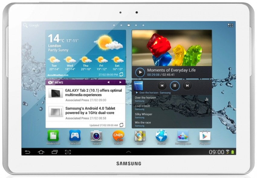 samsung 10 inch tab 2 tablet2