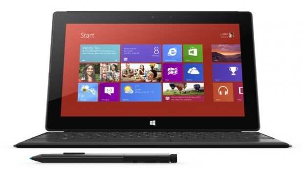 Surface pro business tablet