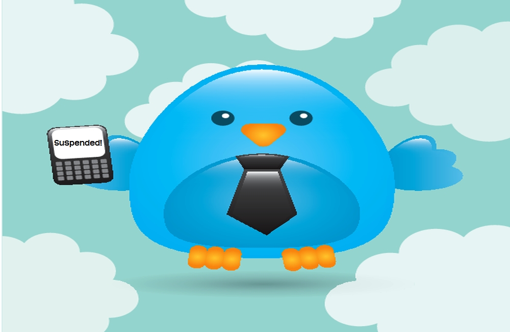 Twitter Suspension? First Step: Don't Panic - Small Business