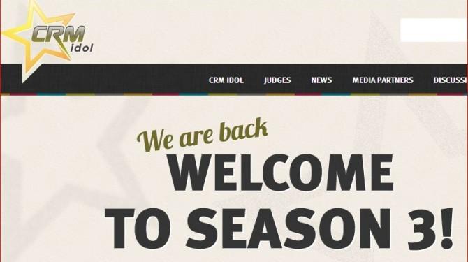 CRM Idol Season 3