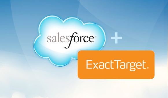 Salesforce acquires ExactTarget, expanding marketing software
