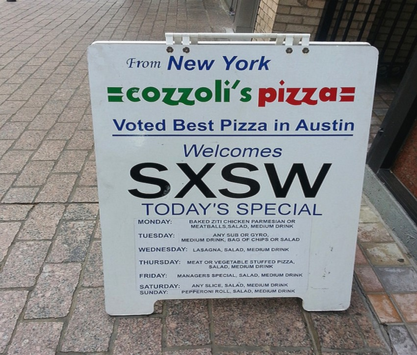 Why business signs work