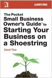 shoestring business