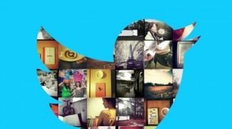 twitter social life concept