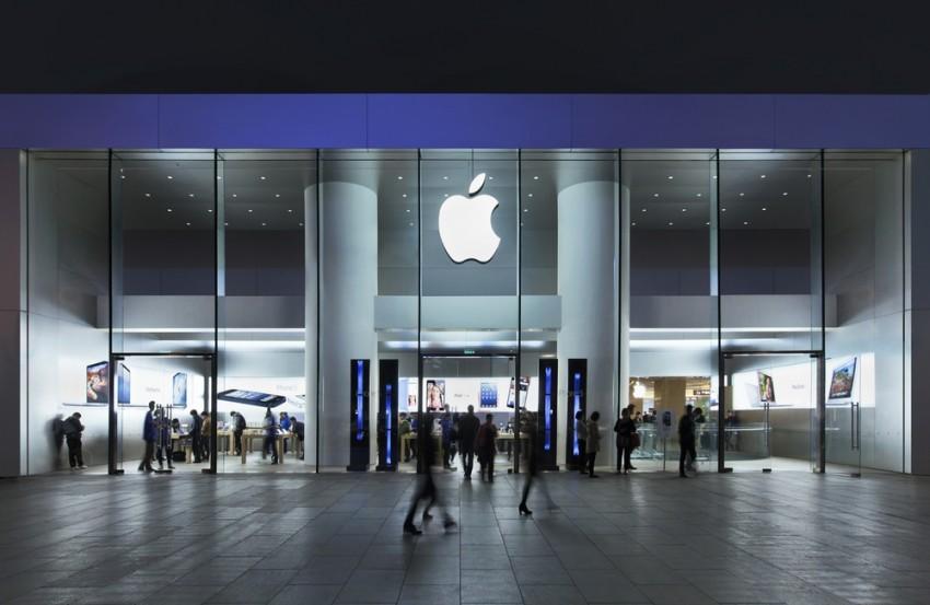 apple store photo