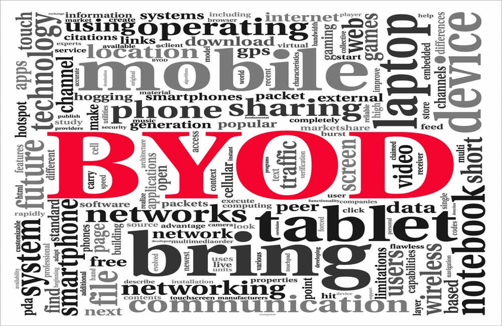 BYOD, Bring Your Own Device and Remote Work: Resistance Is