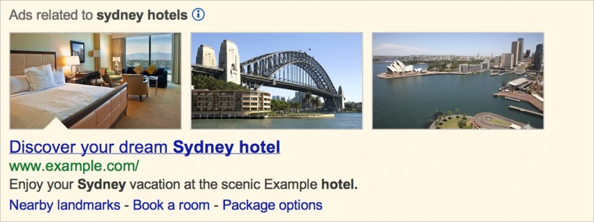 google ad image extentions