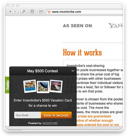 newsletter incentives